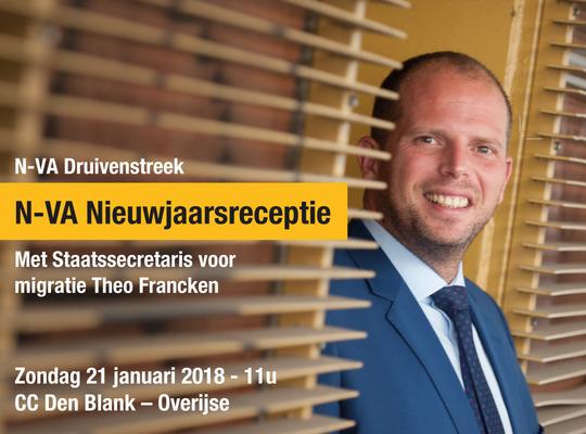 Theo Francken - Druivenstreek