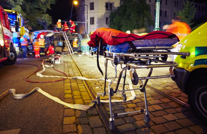 ambulance ongeval - klachtenformulier
