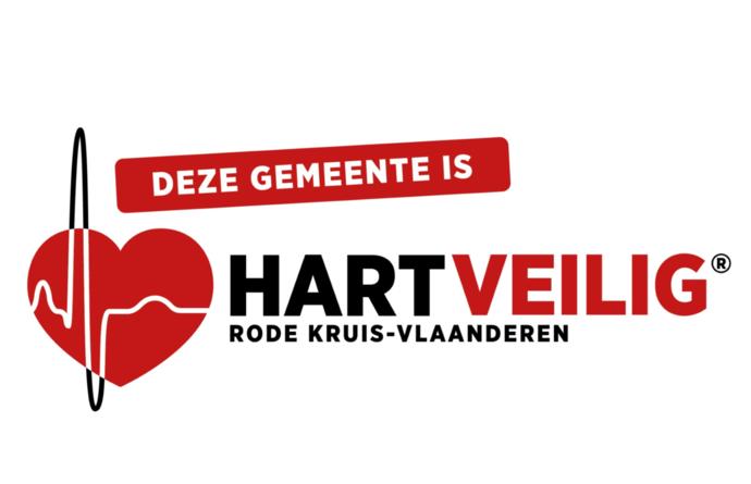 Logo Hartveilige gemeente