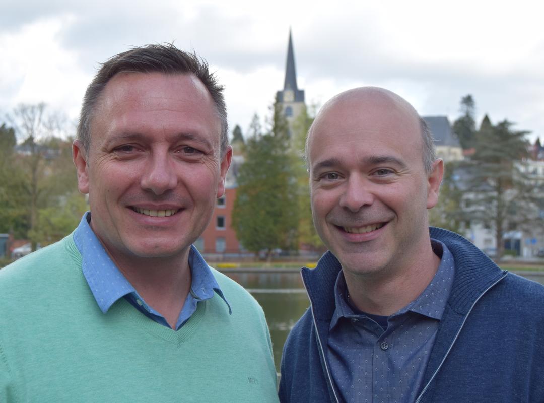 Jan Van Brabant & Stefan Vanderlinden