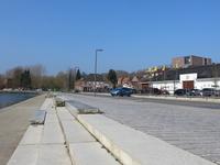Straat - Stationsplein Overijse
