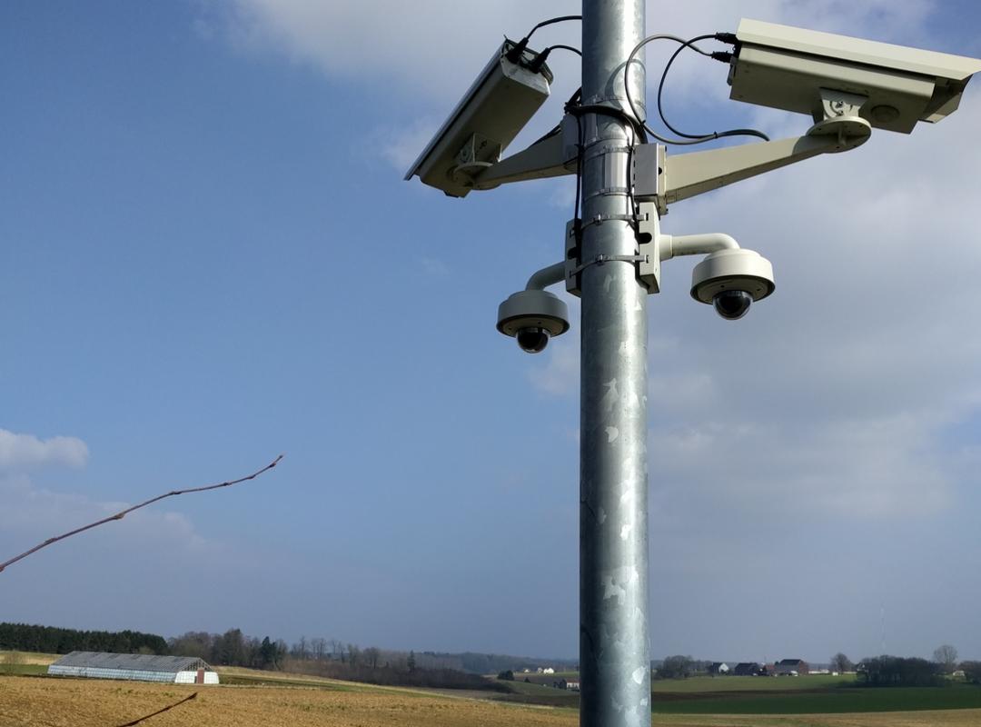 ANPR-camera Overijse